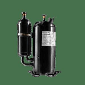 Compressors hermetic rotary GMCC