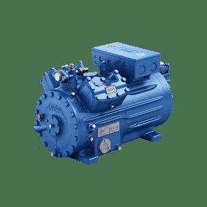 Halbhermetischer Kolbenverdichter HGX44e/565-4 S