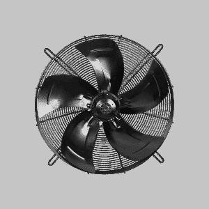 Ventilatore assiale YWF4D-630S