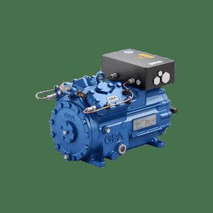 Compressor semi-hermetic piston EX-HGX34e/255-4S