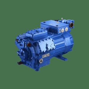 Compressor semi-hermetic piston EX-HGX7/1860-4S 3G