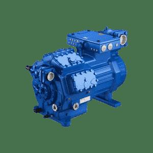 Compressor semi-hermetic piston EX-HGX8/2470-4S 3G