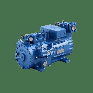 Compressor semi-hermetic piston HGX56e/1155-4 S