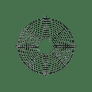 Accessoire ventilateur Grille 172