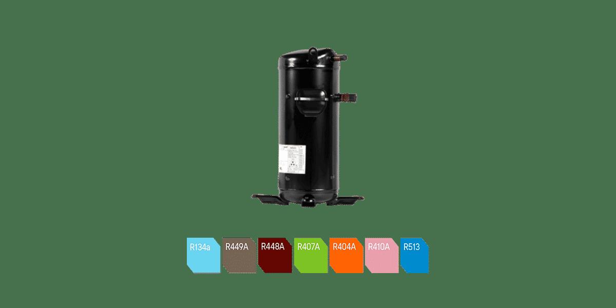 Disponibilidad de compressores