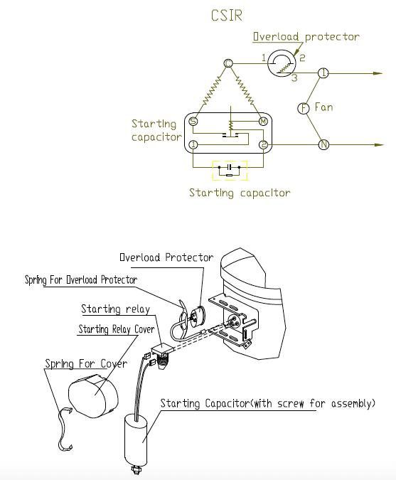 compressor hermetic piston ne6213ck area  area cooling